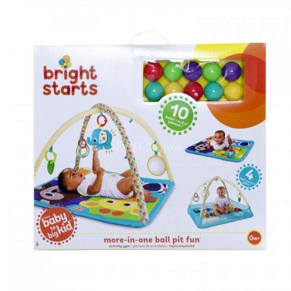 Bright Starts játszószőnyeg - Ball Pit Fun