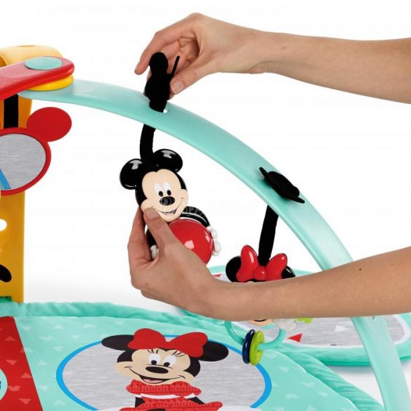 BS Micky Mouse játszószőnyeg