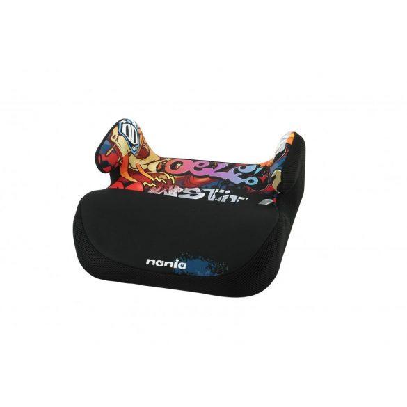 Nania Topo Line ülésmagasító 15-36 kg - Grafiti