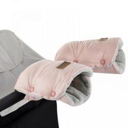 P&M Jasie  kesztyű kézmelegítő babakocsira - Flamingo Pink