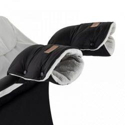 P&M Jasie  kesztyű kézmelegítő babakocsira - Ink Black