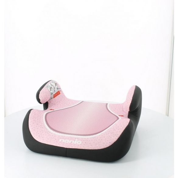 Nania Topo Comfort Skyline pink ülésmagasító