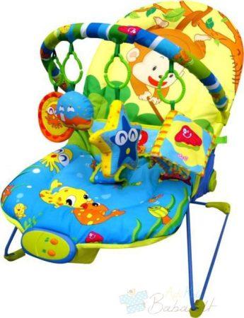 FreeOn Relax pihenőszék - majom sárga