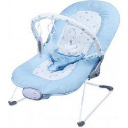 Happy baby rezgő zenélő pihenőszék - kék