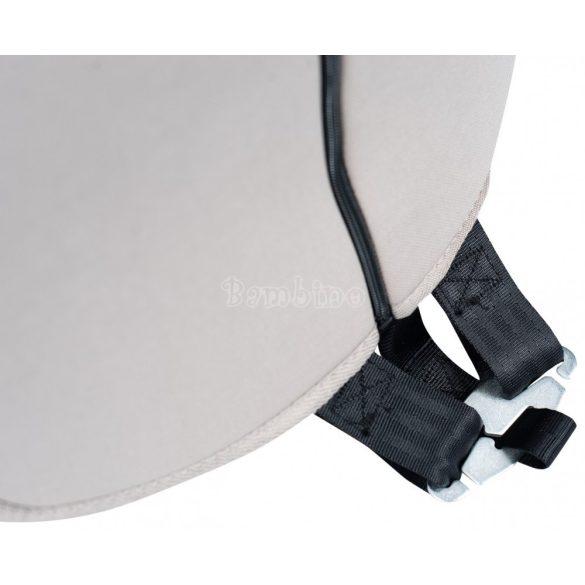 FreeOn Saturn Plus gyerekülés 9-36 kg - Fekete-szürke