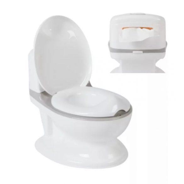FreeON Mini wc öblítő hanggal - papírtartóval