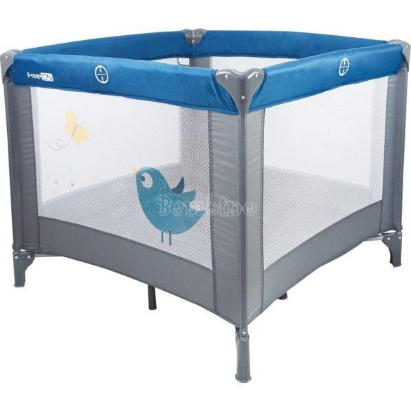 FreeOn mintás utazójáróka kék madár