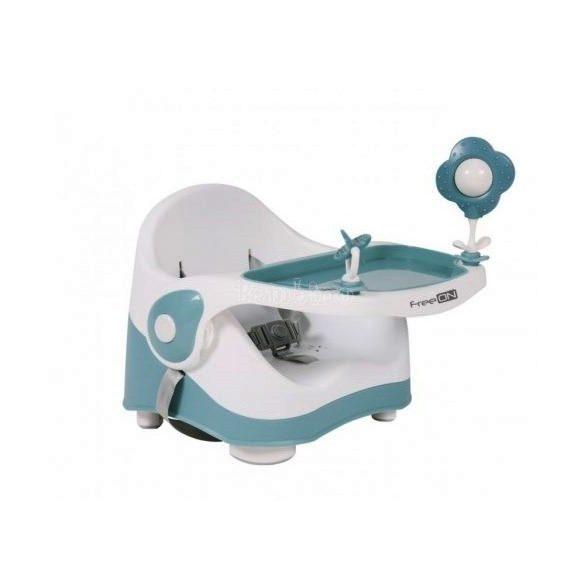 FreeOn Mini Booster székmagasító etetőszék játékokkal