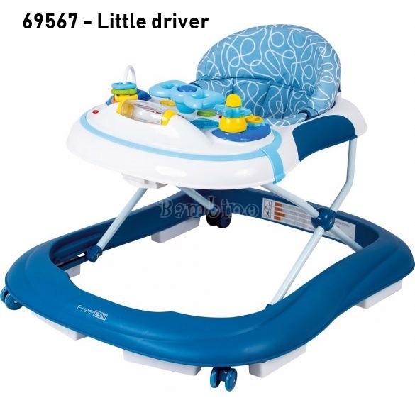 FreeOn bébikomp - Little driver