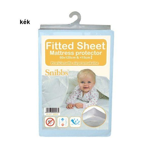 Snibbs matracvédő lepedő - 60x120 cm (több színben)