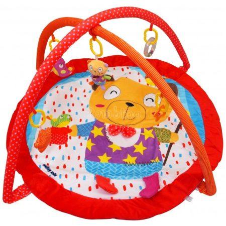 Bűvész macis játszószőnyeg