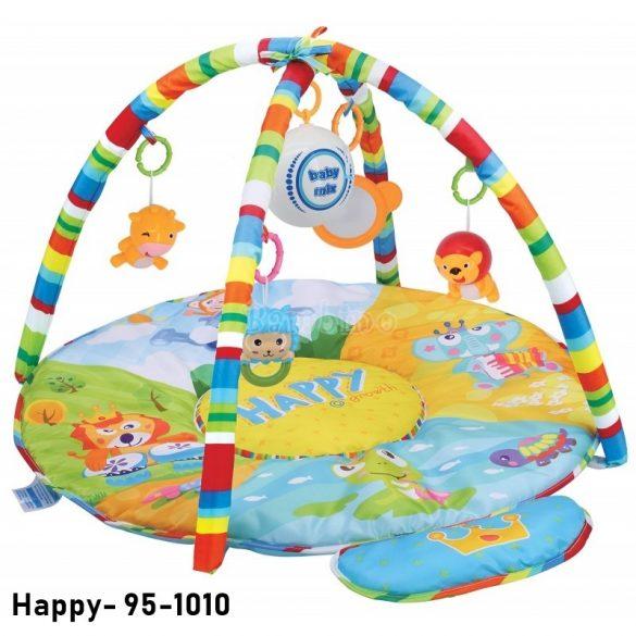 Baby Mix Happy zenélős játszószőnyeg