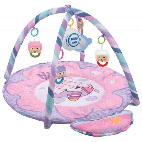 Baby Mix rózsaszín zenélő játszószőnyeg