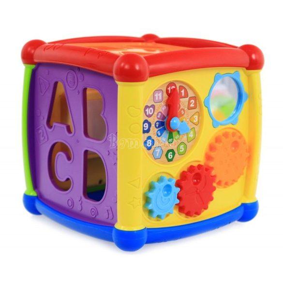 Baby Mix felfedező kocka