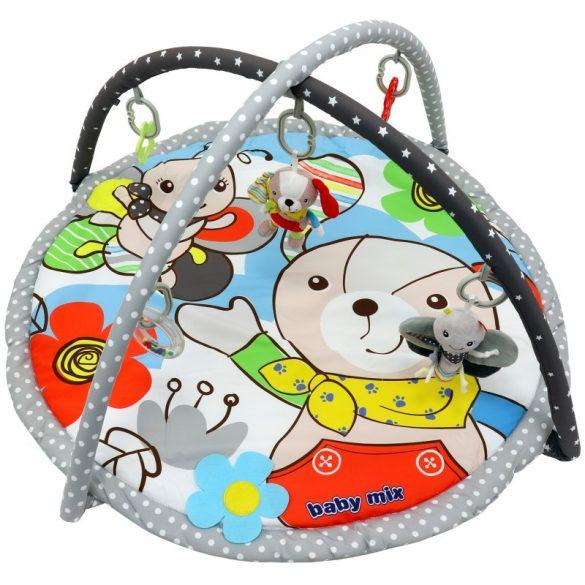 Baby Mix játszószőnyeg kutyusos lepkés