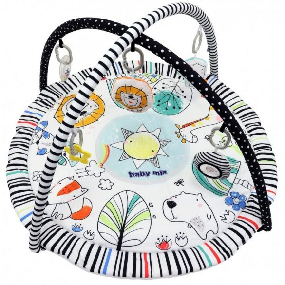 Baby mix zenélő játszószőnyeg