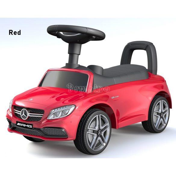 Baby Mix Mercedes-Benz AMG C63 Coupe bébitaxi (több színben)