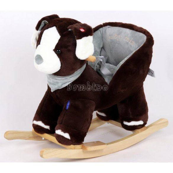 Baby mix hintás állatka barna kutya