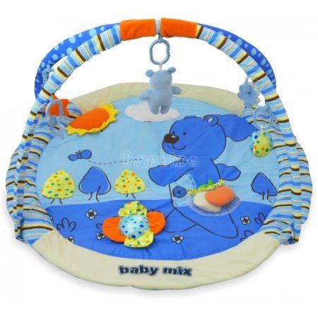 Baby Mix kék macis játszószőnyeg