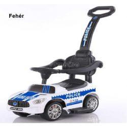Babymix tolókaros rendőrautó bébitaxi