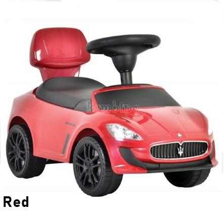 Baby Mix Maserati bébitaxi