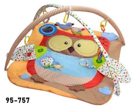 Baby Mix bagoly forma játszószőnyeg