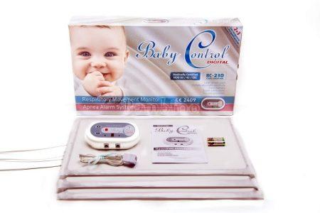 Baby Control BC230 légzésfigyelő
