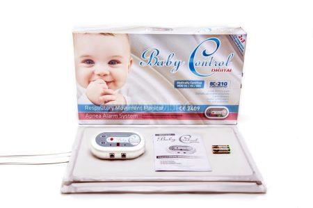 Baby Contol BC-210 légzésfigyelő