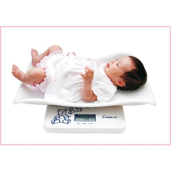 Momert 6425 digitális baba- és gyermekmérleg