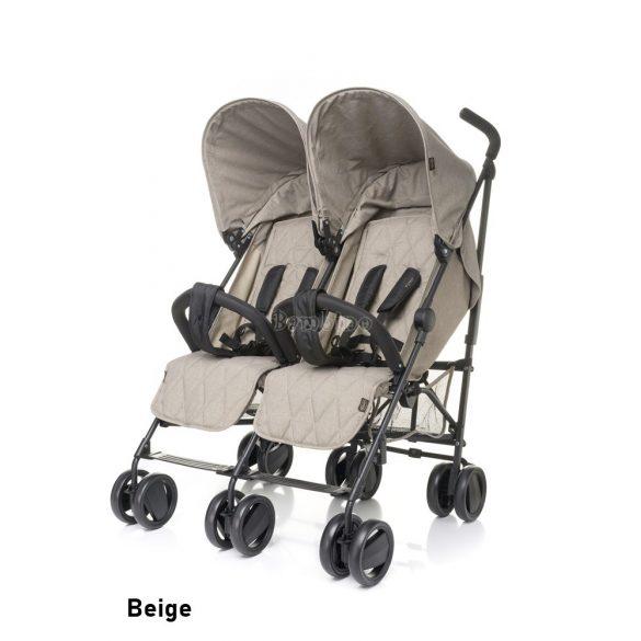 4 Baby Twins sport ikerbabakocsi