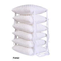 Rácsvédő párnák kiságyhoz 180x30 cm (több színben)