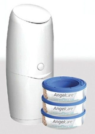 ANGELCARE pelenkatartó vödör Captiva + 3 db utántöltő