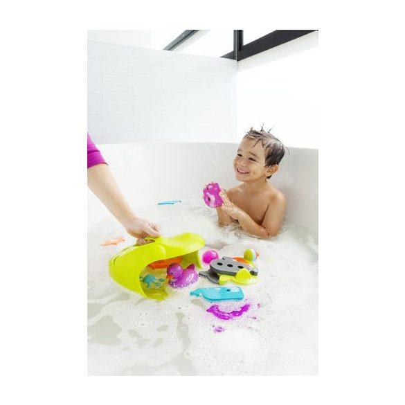 Boon békás fürdőjáték tároló