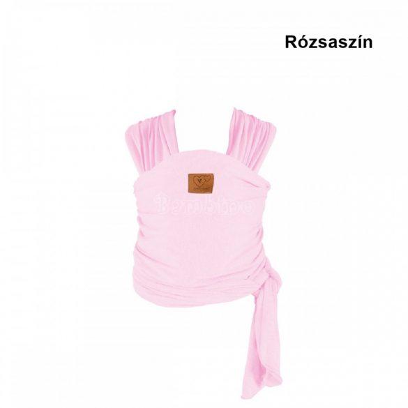 Cangaroo Cherish hordozókendő - rózsaszín