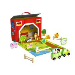 Tooky Toy Farm játék doboz