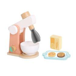 Tooky Toy Mixer fa konyhai játékkészlet