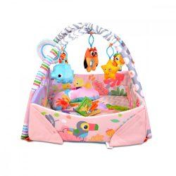 Cangaroo Oasis peremes játszószőnyeg - pink