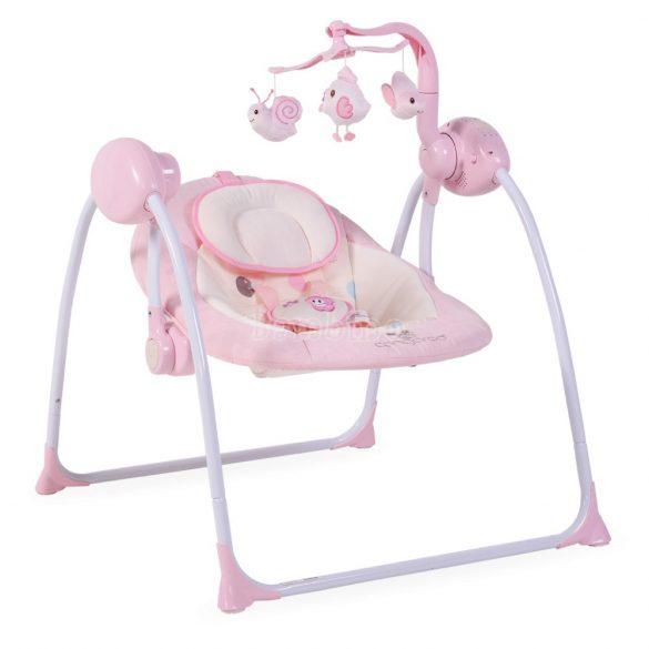 Cangaroo Swing Baby+  pink elektromos hinta