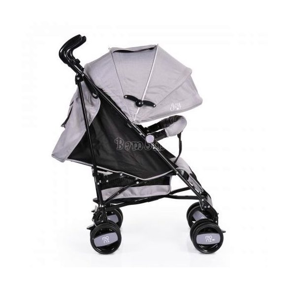 Cangaroo Joy esernyőre csukható babakocsi - szürke