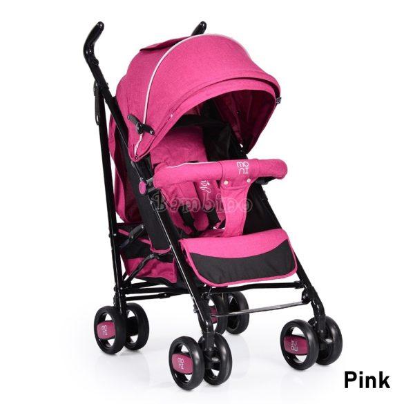 Cangaroo Joy esernyőre csukható babakocsi - pink