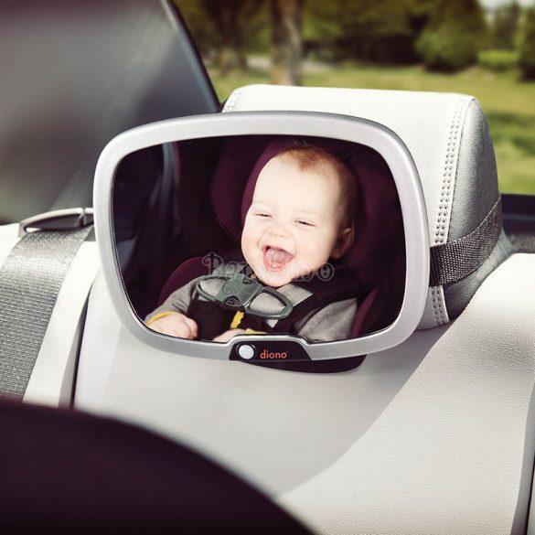 Diono Easy View Plus autós babatükör