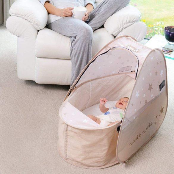 Koo-di Pop Up Sun & Sleep travel bassinet utazóágy