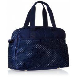 Summer Infant Polka Dot pelenkázó táska - navy