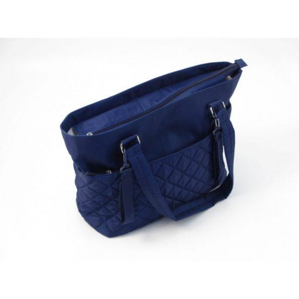 Summer Infant Quilted Tote pelenkázó táska - kék