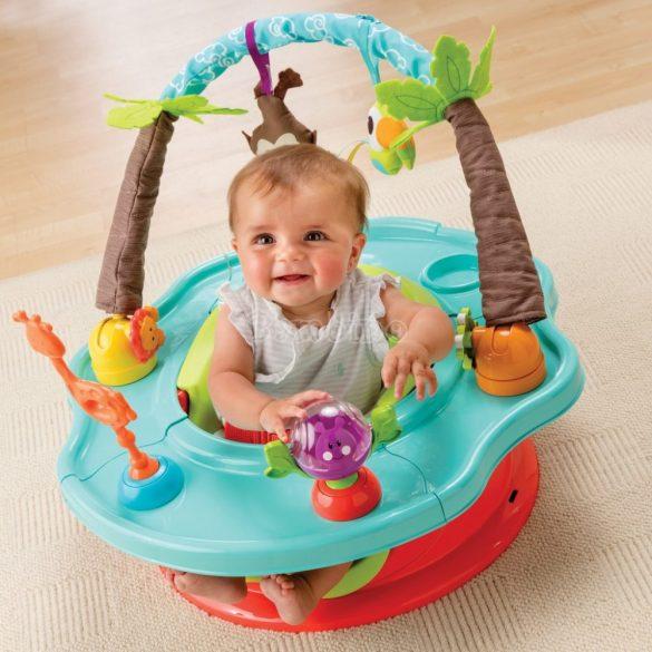 Summer Infant etetőszék, székmagasító játékokkal