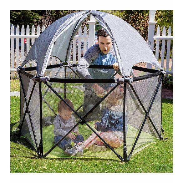 Pop'n Play kupola kül- és beltéri járókához