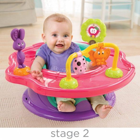 Summer Infant Forest Friends székmagasítós etetőszék és játszóülés 3 in1