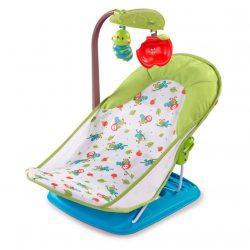 Summer Infant Baby Bather kádba tehető hálós fürdőfotel játékokkal
