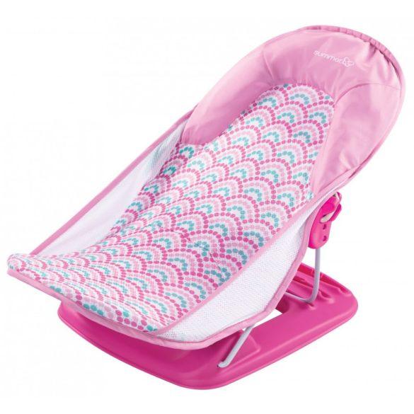 Summer Infant Bubble Stripes kádba tehető hálós fürdőfotel