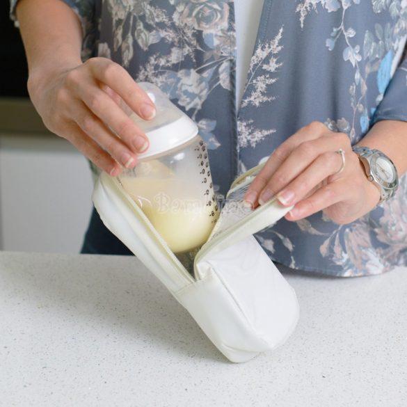 Koo-di Hobo pelenkázótáska - mustár szín